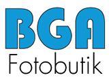 BGA Fotobutik  logo